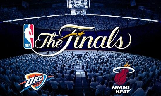 NBA FINALS, Appunti sparsi da Oklahoma City