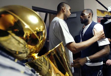 La maledizione dell'MVP: il LeBron James che conferma la regola.