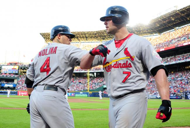 Braves – Cardinals: la palla della discordia