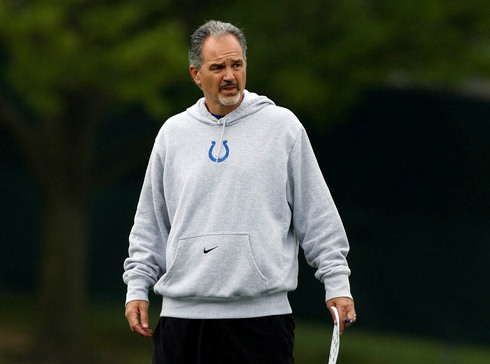 L'orgoglio Colts e la battaglia di Chuck Pagano