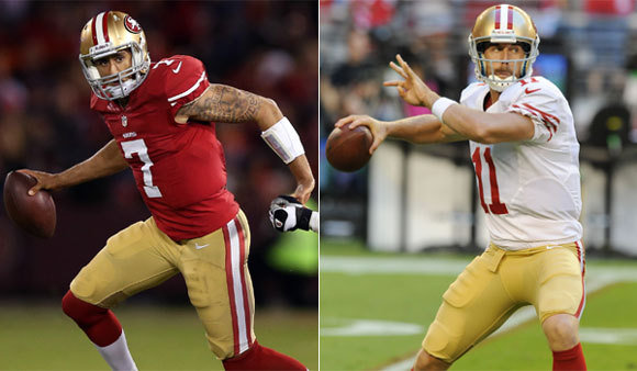 Is Kaepernick Da Man?