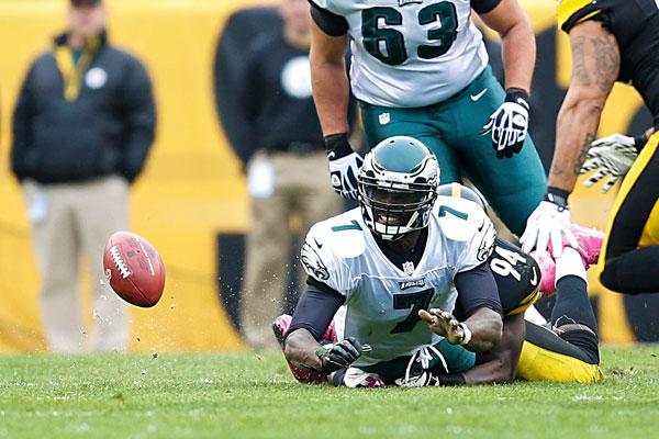 Gli Eagles a una sconfitta dal baratro