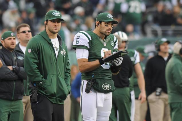New York Jets QB business