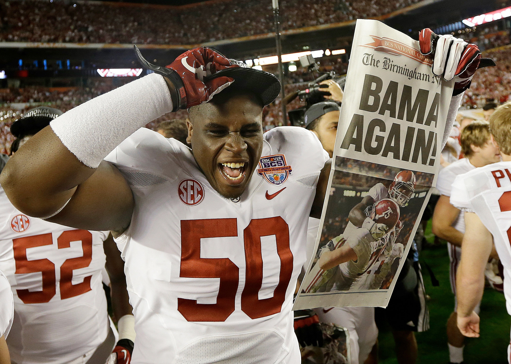BCS Championship:Bama do it again!