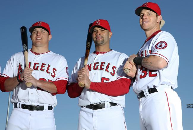 Potranno Trout-Pujols-Hamilton caricarsi gli Angels durante l'assenza di Jered Weaver?