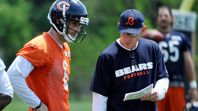 Marc Trestman: right man for the job?
