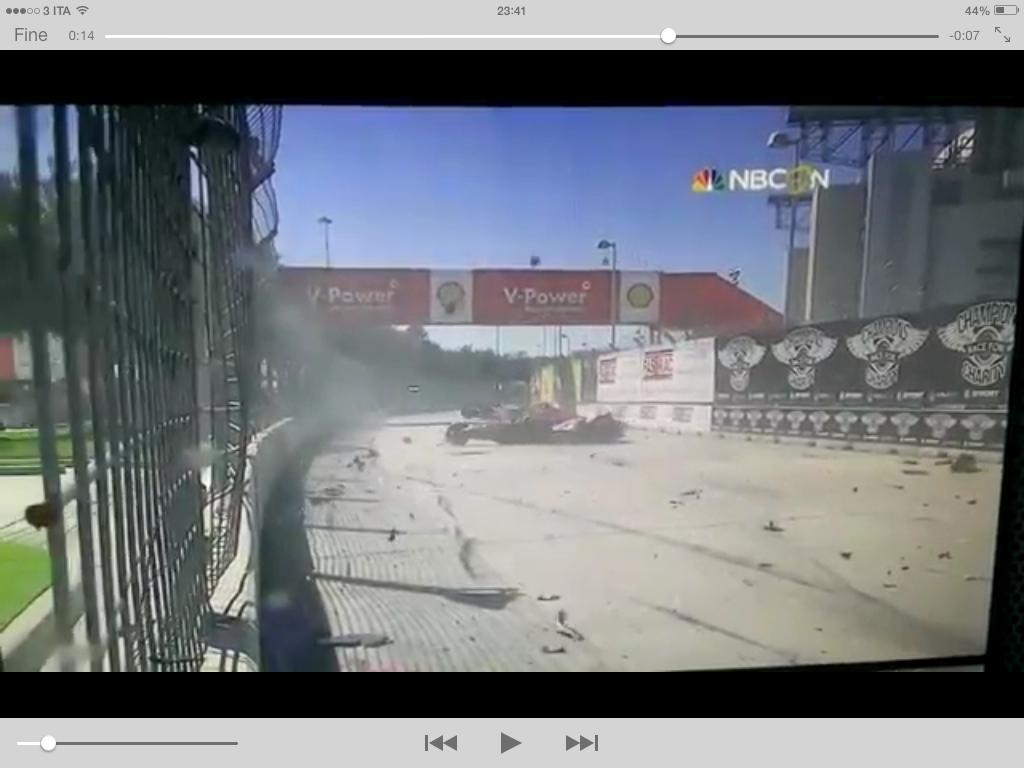 IndyCar, ricordi il 1° Maggio 1994?