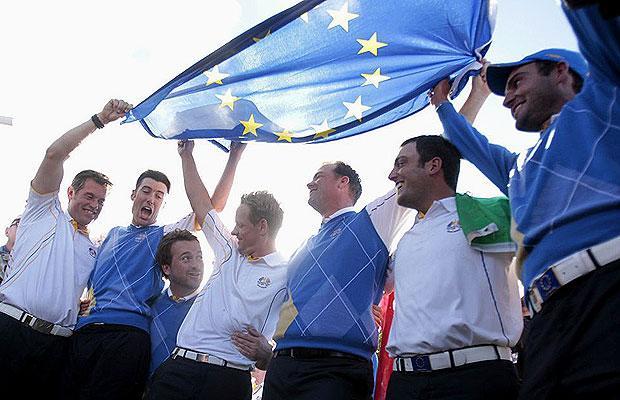 Una squadra chiamata Europa