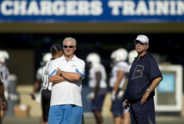 Smith e Turner fuori da San Diego