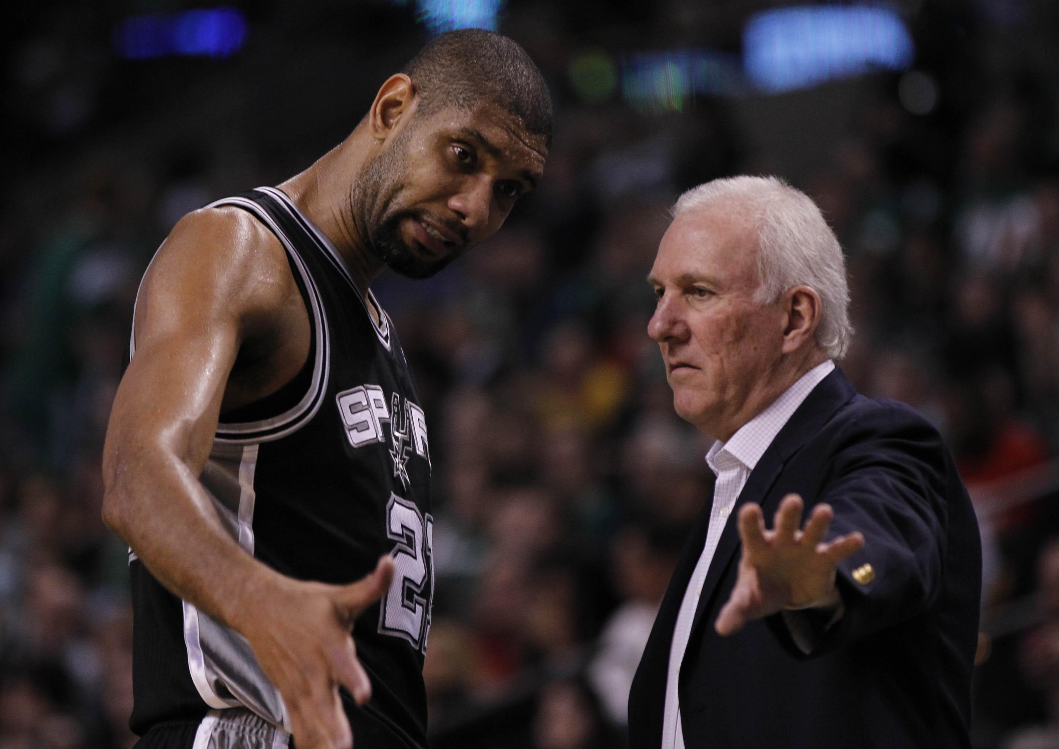 "San Antonio Spurs:""The Underrated"""