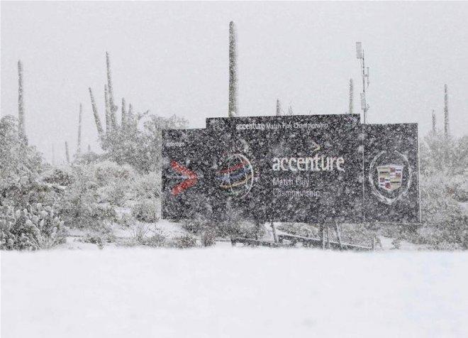 Kuchar in Arizona, nonostante la neve, conquista il suo primo WGC.
