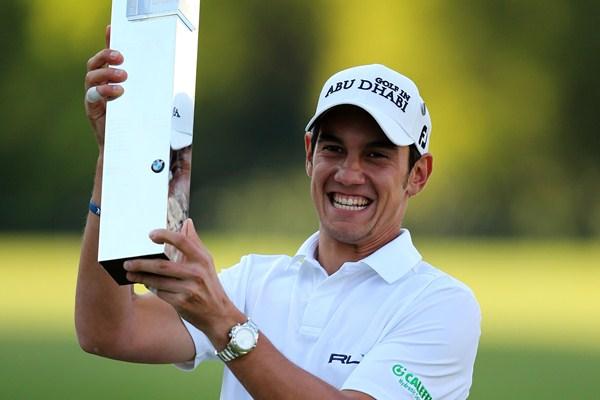 Manny in vetta all' Europa del golf.