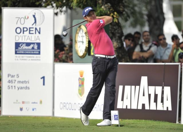 Quesne vince il 70° Open d'Italia a Torino.