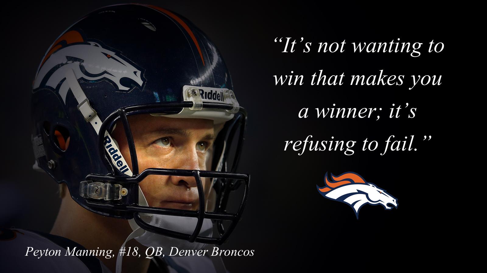 Peyton Manning: due mesi che valgono una carriera